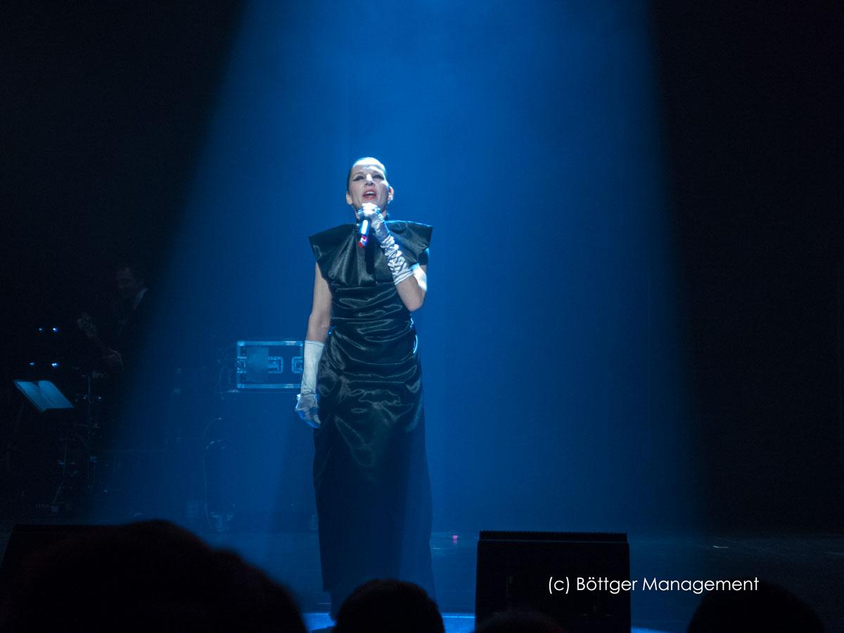 Meret Becker singt beim 29. Kulturpreis der Berliner Zeitung