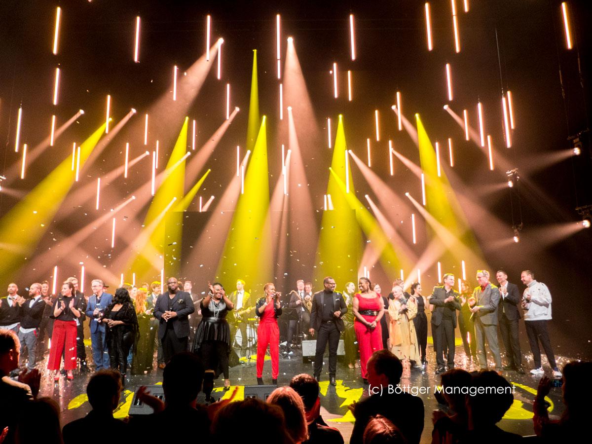Berliner Zeitung Kulturpreis 2020 grosses Finale
