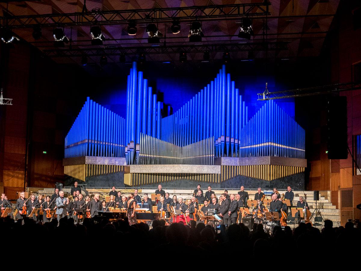 Conchtita Wurst, Thilo Wolf und die Nürnberger Symphoniker