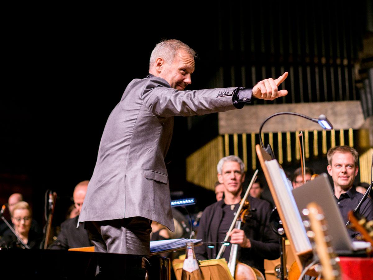 Conchita Wurst meets Nürnberger Symphoniker