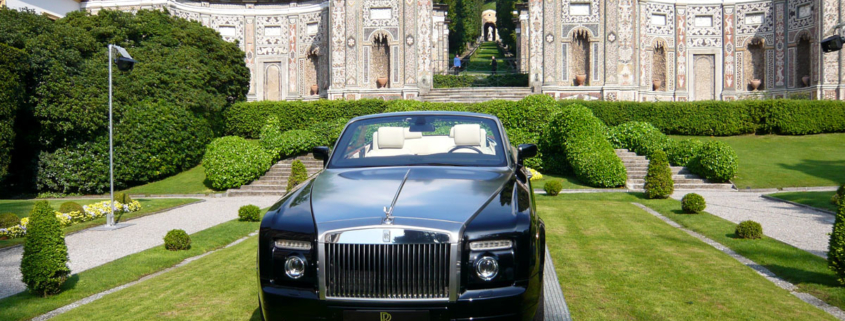 Concorso d Eleganza Villa d Este das BMW Oldtimer Event