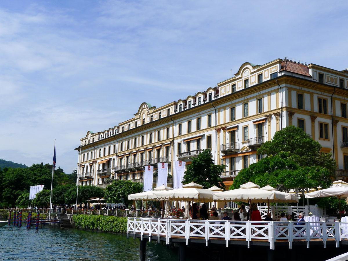Grand Hotel Concorso d`Eleganza Villa-d`Este