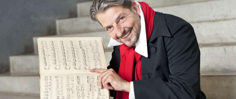 Showpianist und Musikkabarettist Felix Reuter ist der verflixte Beethoven