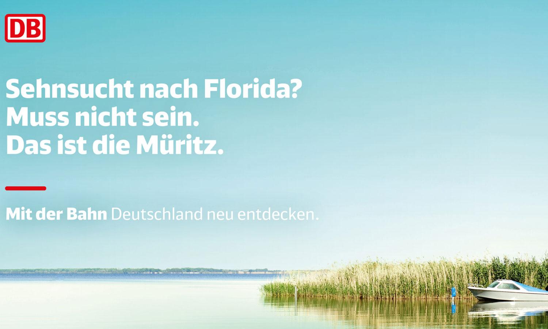 Deutsche Bahn macht Lust auf Deutschland neu entdecken