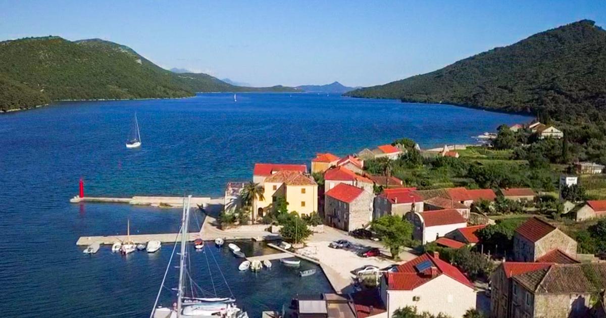 Kroatien ist ein beliebtes europäisches Reiseziel