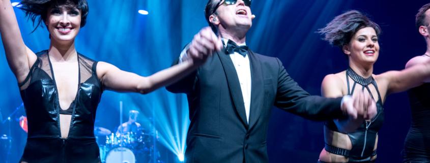 Alexander Kerbst ist Hauptdarsteller in Falco das Musical