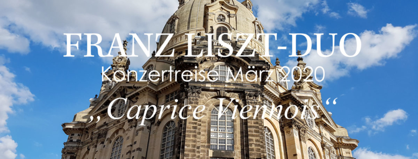 Michael Maciaszczyk und Friedrich Höricke gehen auf Konzerttour