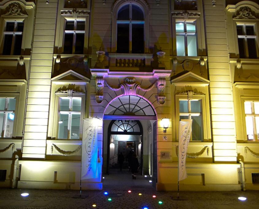 Das Franz Liszt-Duo gastierte im Nikolaisaal Potsdam