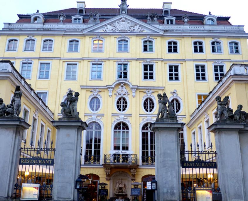 Dresdner Pianosalon erste Station vom Franz Liszt-Duo auf Konzertreise