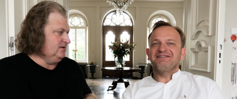 Michael Maciaszczyk und Friedrich Höricke gehen auf gemeinsame Konzerttour
