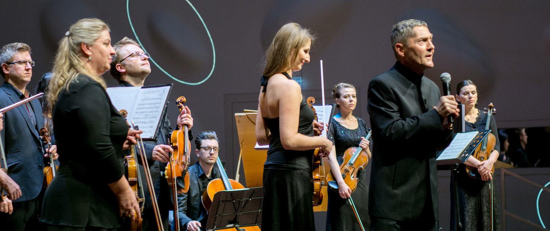 Schauspieler Udo Schenk mag klassische Musik