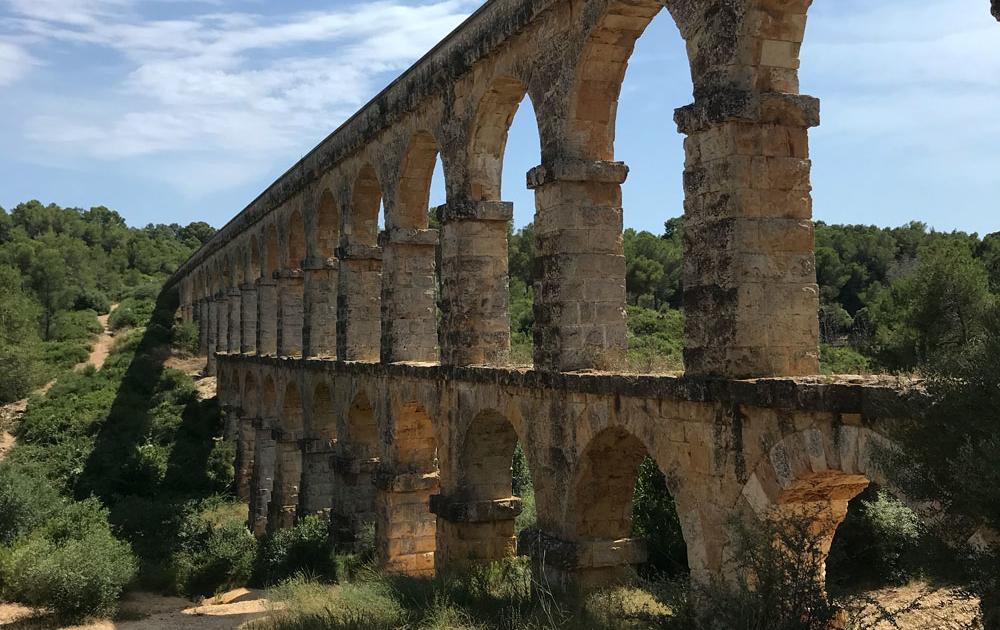 Katalonien Reisetipp: Aqüeducte de les Ferreres