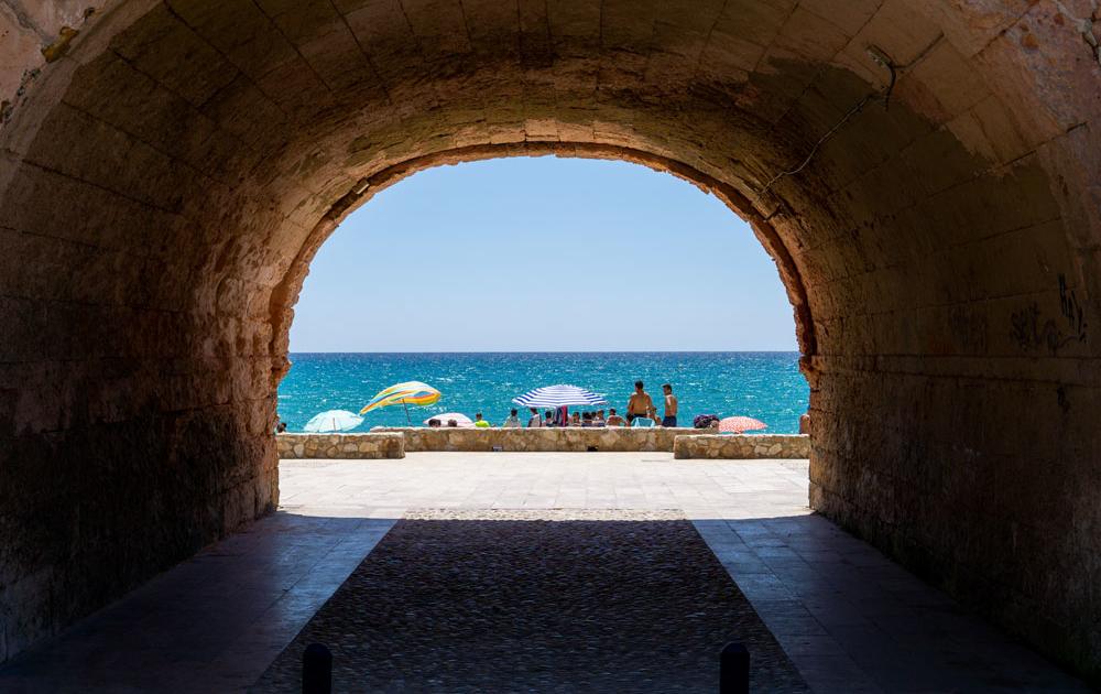 Küstenort Altafulla gehört zu den Katalonien Reisetipps