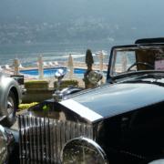 automoblie Schönheiten beim Concorso d Eleganza Villa d Este