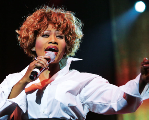 Simply the best - die Tina Turner Story als Musical