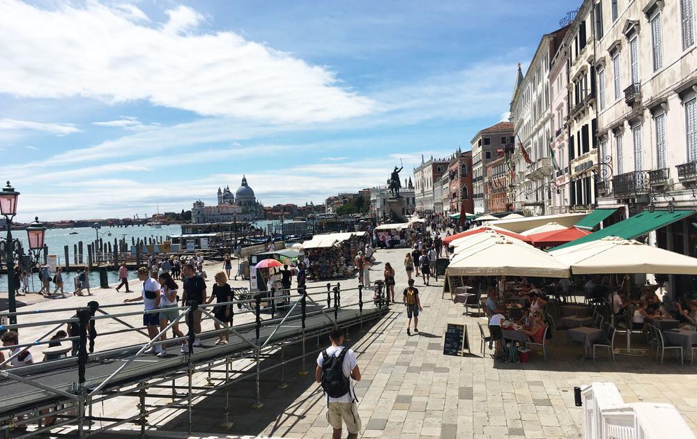 Eine Venedig Reise will gut vorbereitet sein