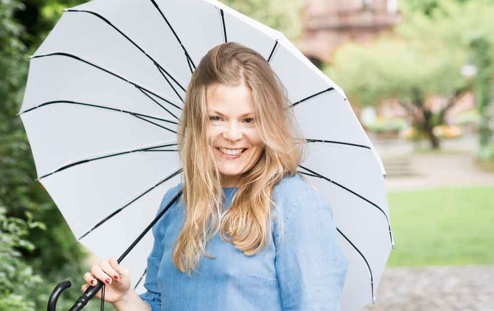 deutsch-schwedische Künstlerin Ann-Helena Schlüter