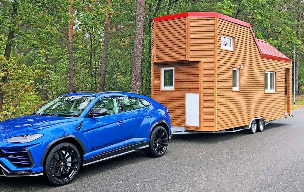 Tiny House kaufen mit Straßenverkehrszulassung