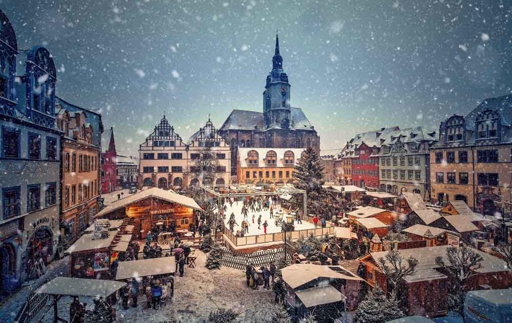 Weihnachtsmärkte Sachsen-Anhalt sind beliebt