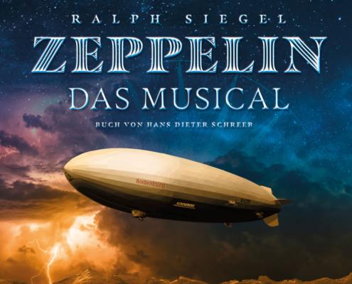 Zeppelin - Das Musical von Ralph Siegel