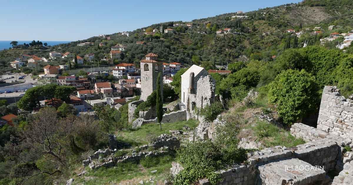 Entdecken Sie die Altstadt von Stari Bar