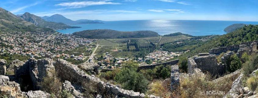 Stadt Bar ist grösste Küstenstadt Montenegros