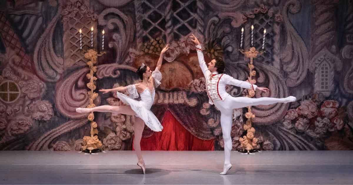 Der Nussknacker vom Staatlichen Russischen Ballett Moskau