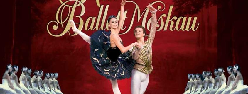 Das Staatliche russische Ballett Moskau ist 2022 wieder auf Tournee