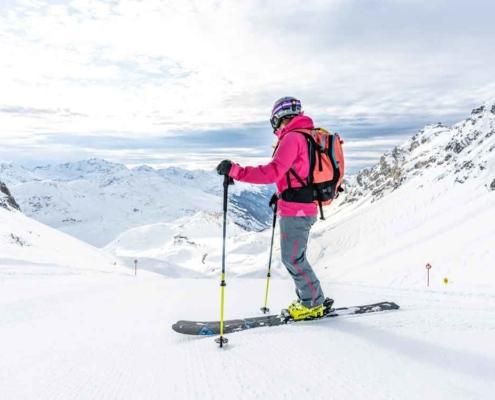 Wintersaison 2020 St. Anton am Arlberg in Tirol