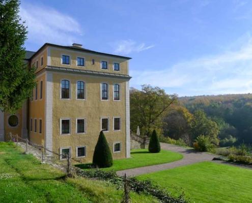 Schloss Ettersburg Weimar ist Unesco Kulturerbe