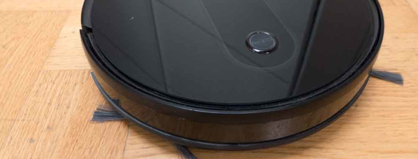 Saugroboter mit Wischfunktion reduzieren Ihre Hausarbeit
