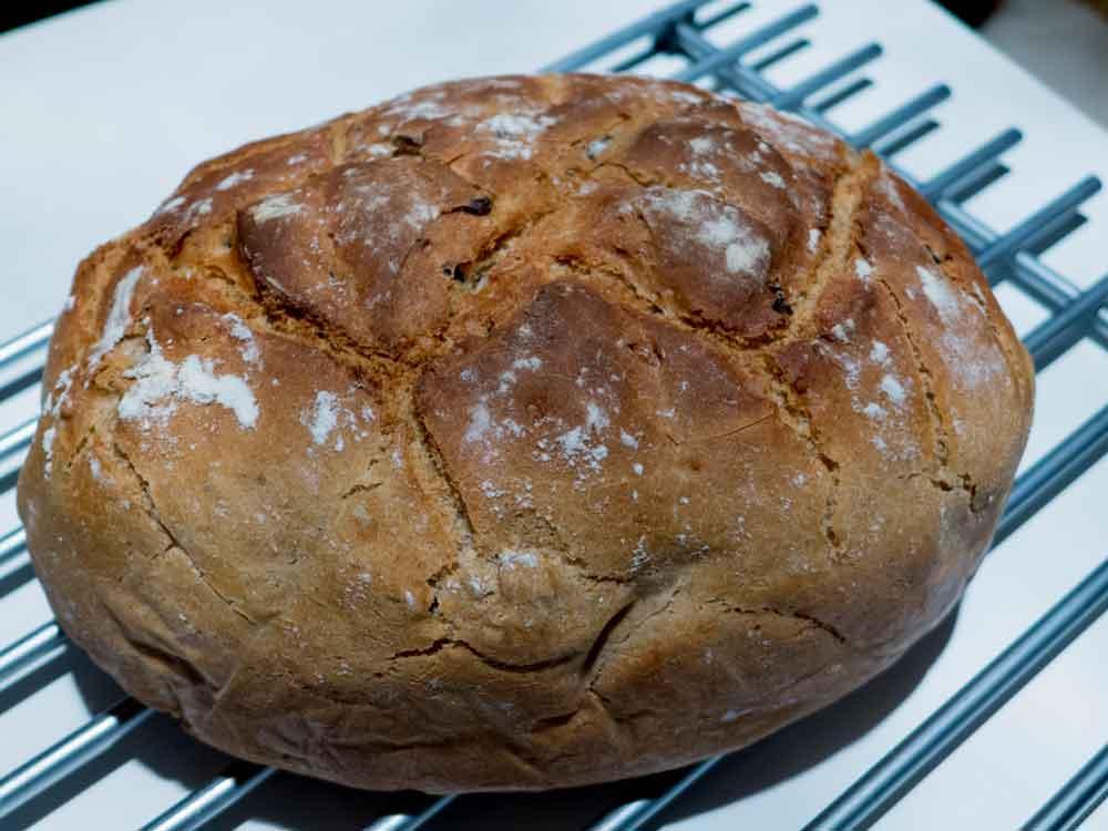 "Selber ein ""Friss Dich dumm""-Brot backen"