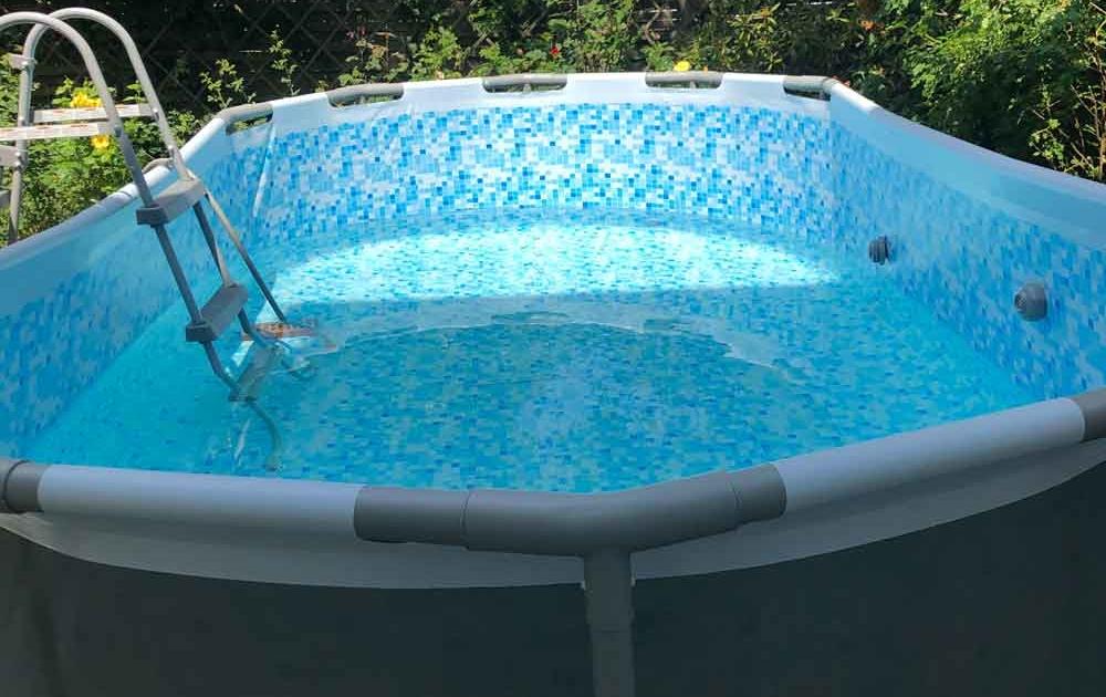 Swimmingpool kaufen für Garten