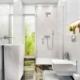 Iddeen für kleine und große Badezimmer