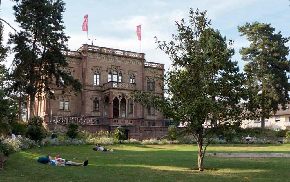 Freiburgs Colomischlössle ist Kulturdenkmal