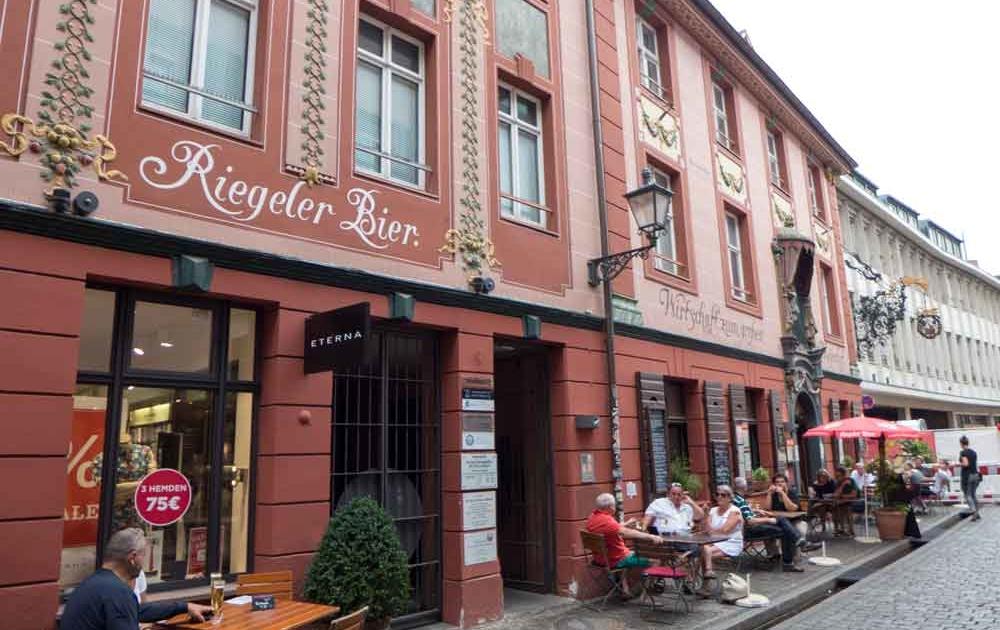 Restaurants in Freiburg im Breisgau