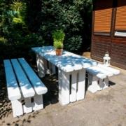 Palettenmöbel bauen für garten und Terrasse