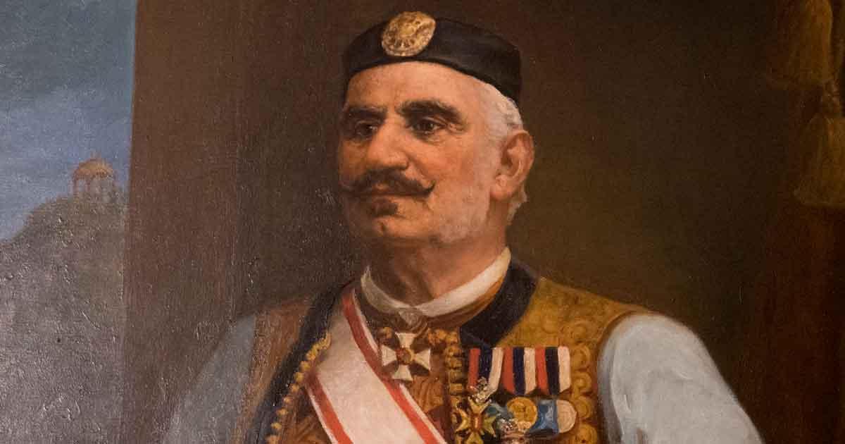 Nikola 1. Herrscher von Montenegro