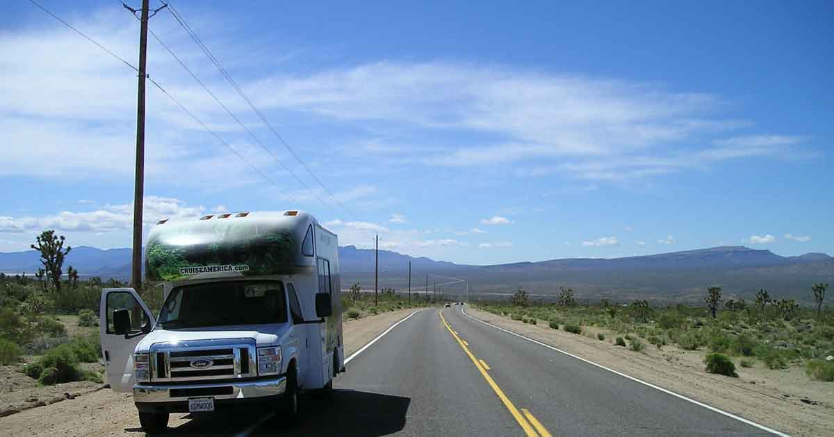Im Wohnmobil durch Amerika reisen - Wohnmobil Tour planen