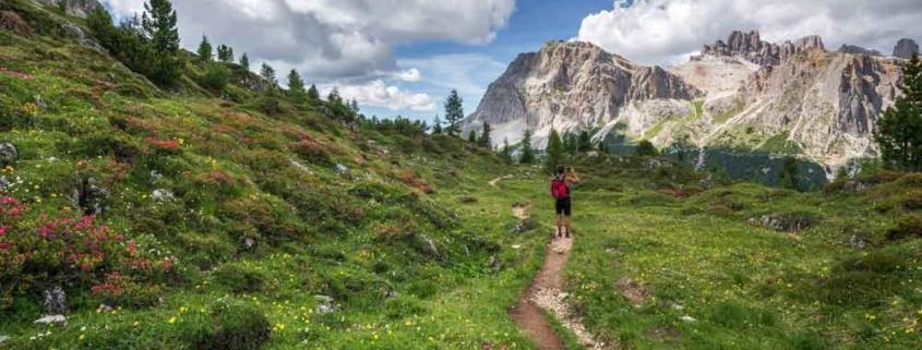 Wandern ist beliebteste Freizeibeschäftigung in Deutschland