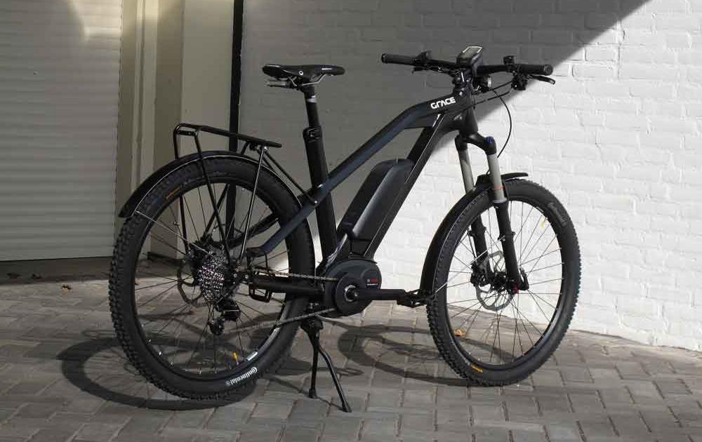 Welche E-Bike Typen unterscheidet man?