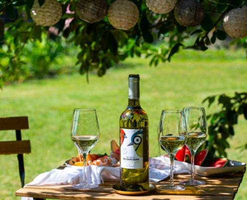 Idealer Sommerwein mit wenig Alkohol