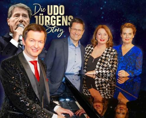 Die Udo Jürgens Story mit Sänger Alex Parker