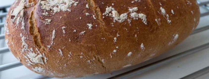 Brot backen schnell und einfach