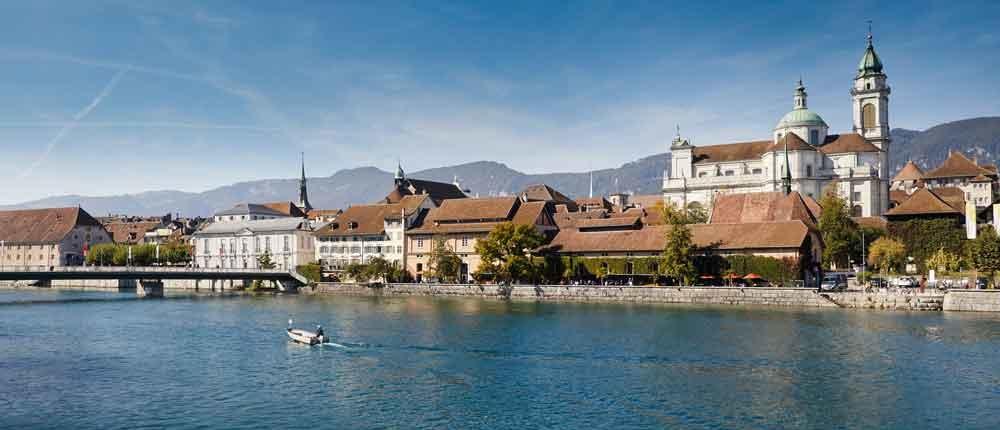 Solothurn Reiseführer Altstadt