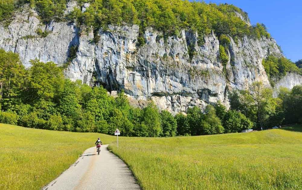 12 Radtouren in und um Solothurn